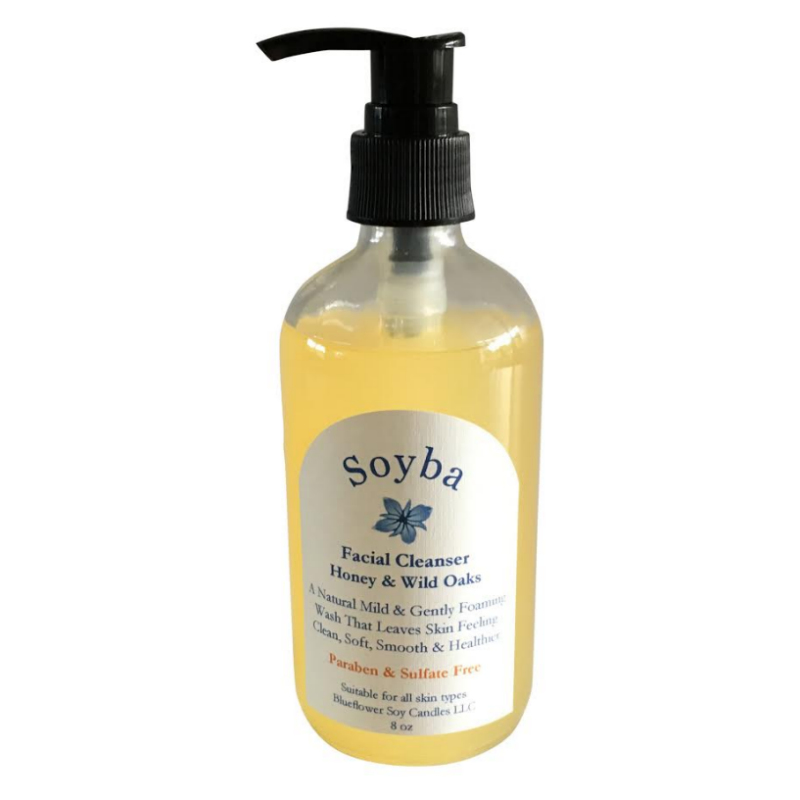 Soyba Facial Cleanser Honey Oat